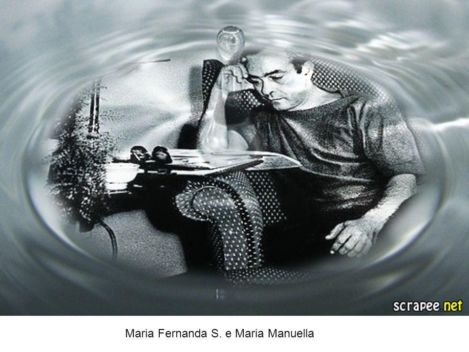 Maria Fernanda S. e Maria Manuella