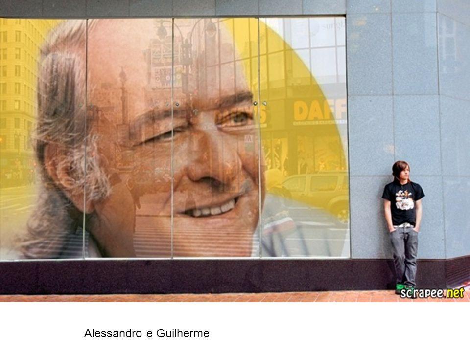 Alessandro e Guilherme