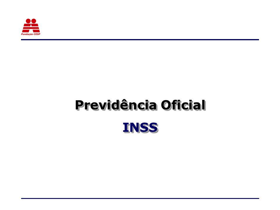 Previdência Oficial INSS
