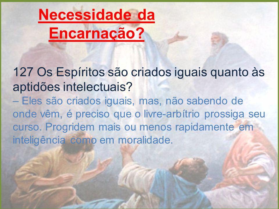 Necessidade da Encarnação