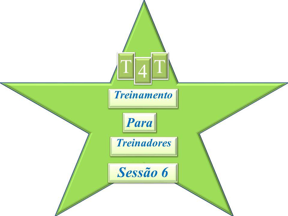 T T 4 Treinamento Para Treinadores Sessão 6
