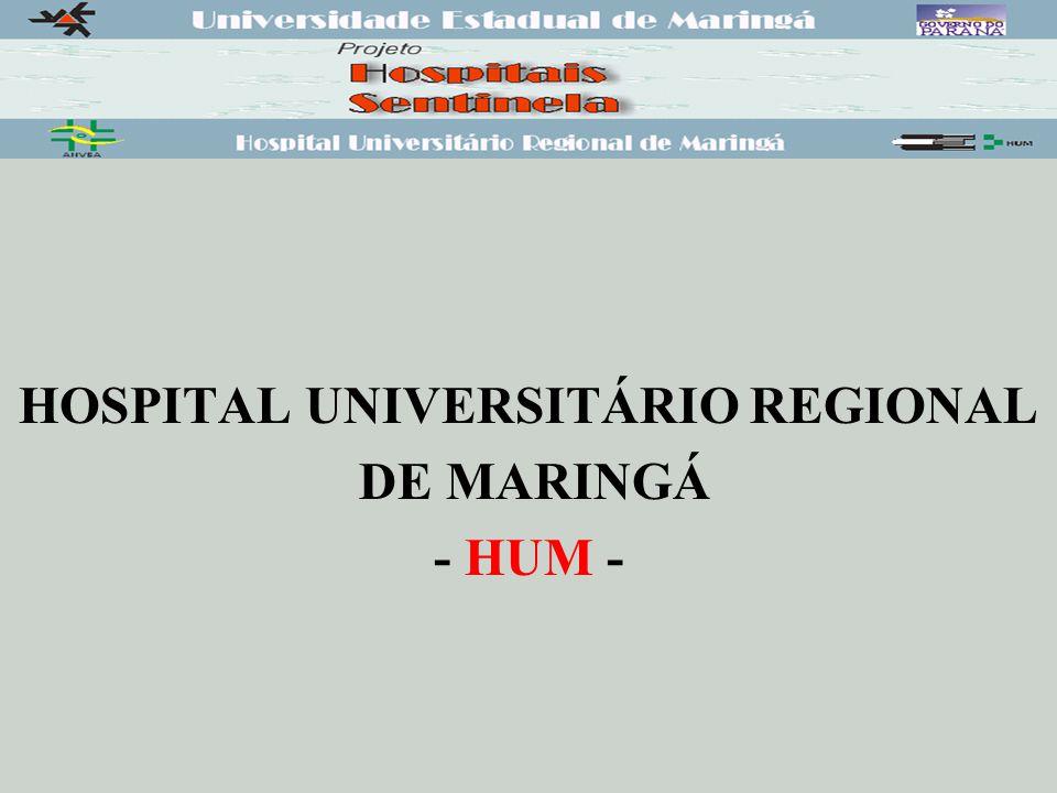 HOSPITAL UNIVERSITÁRIO REGIONAL