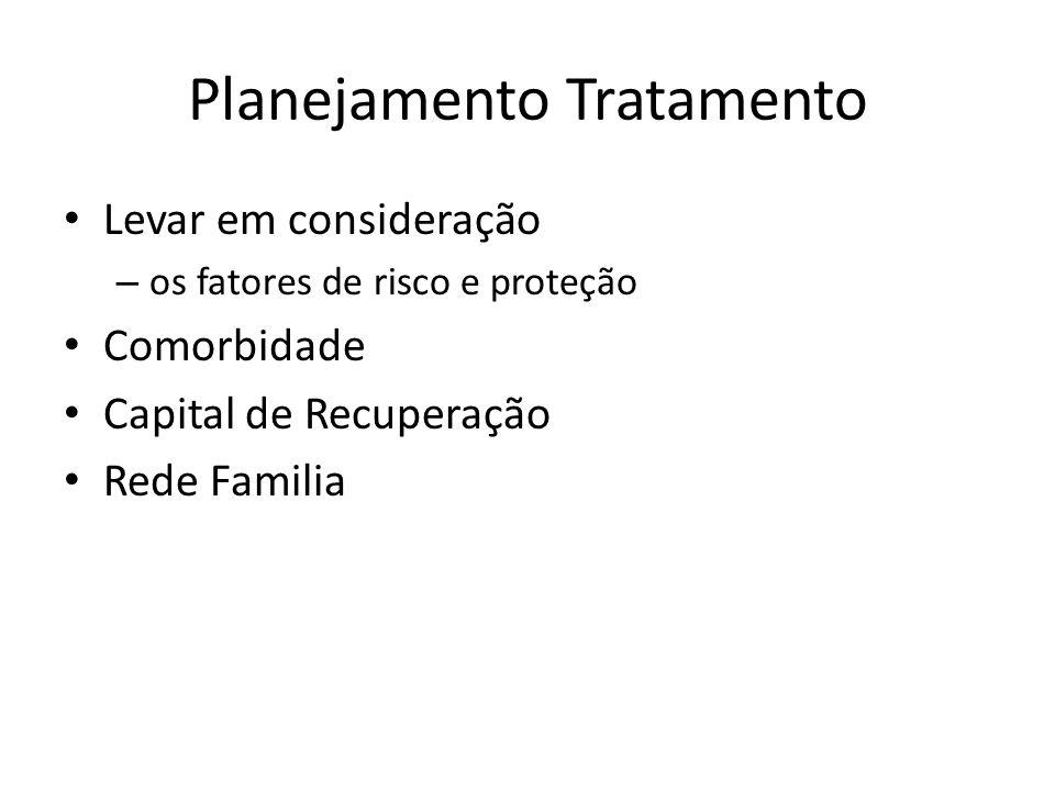 Planejamento Tratamento