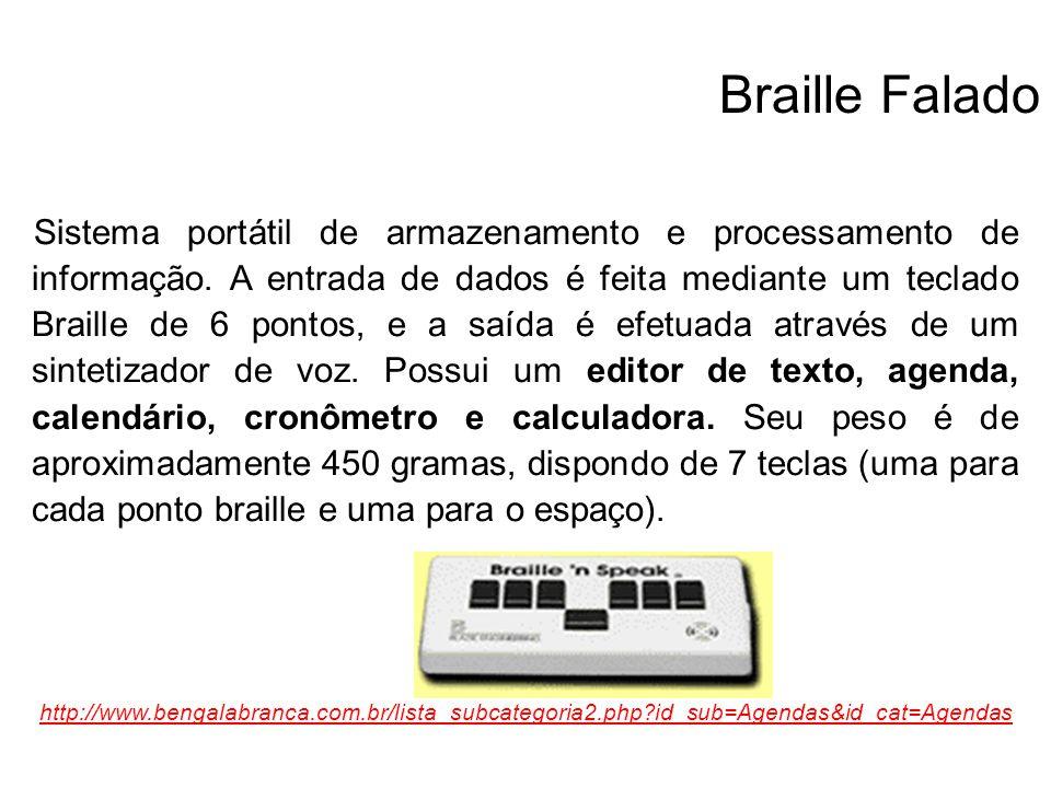 Braille Falado
