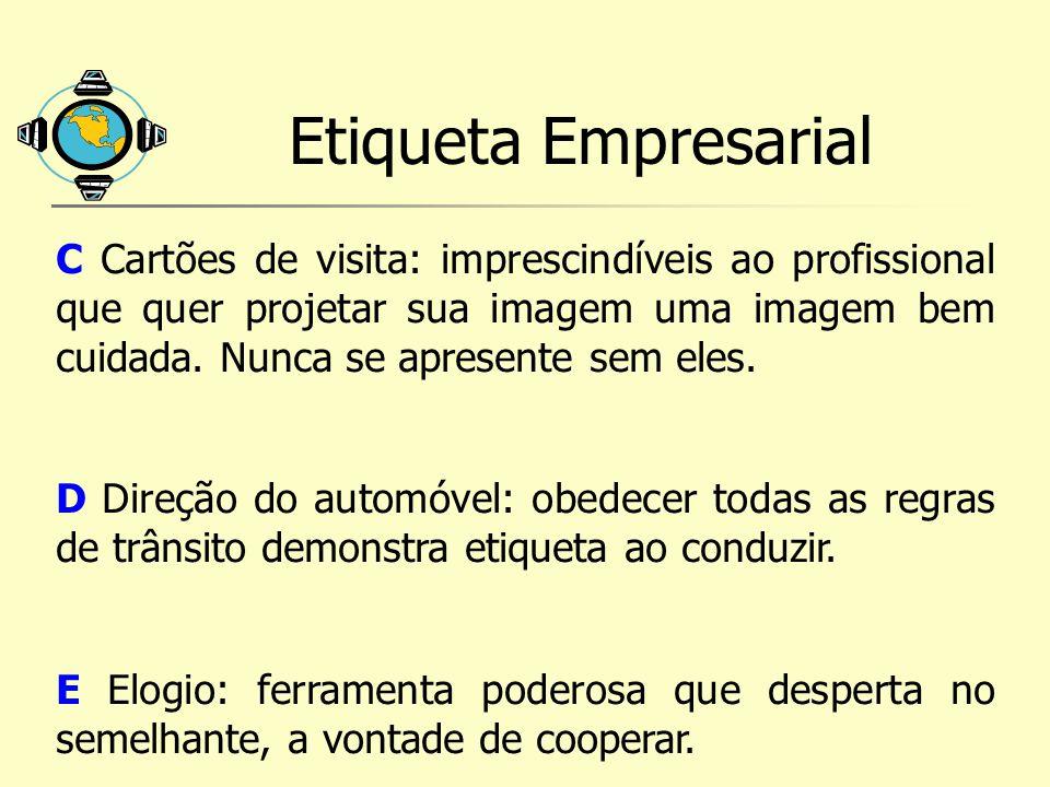 Etiqueta Empresarial