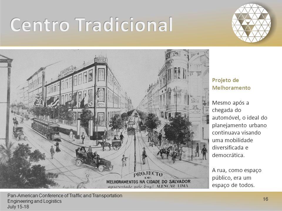 Centro Tradicional Projeto de Melhoramento