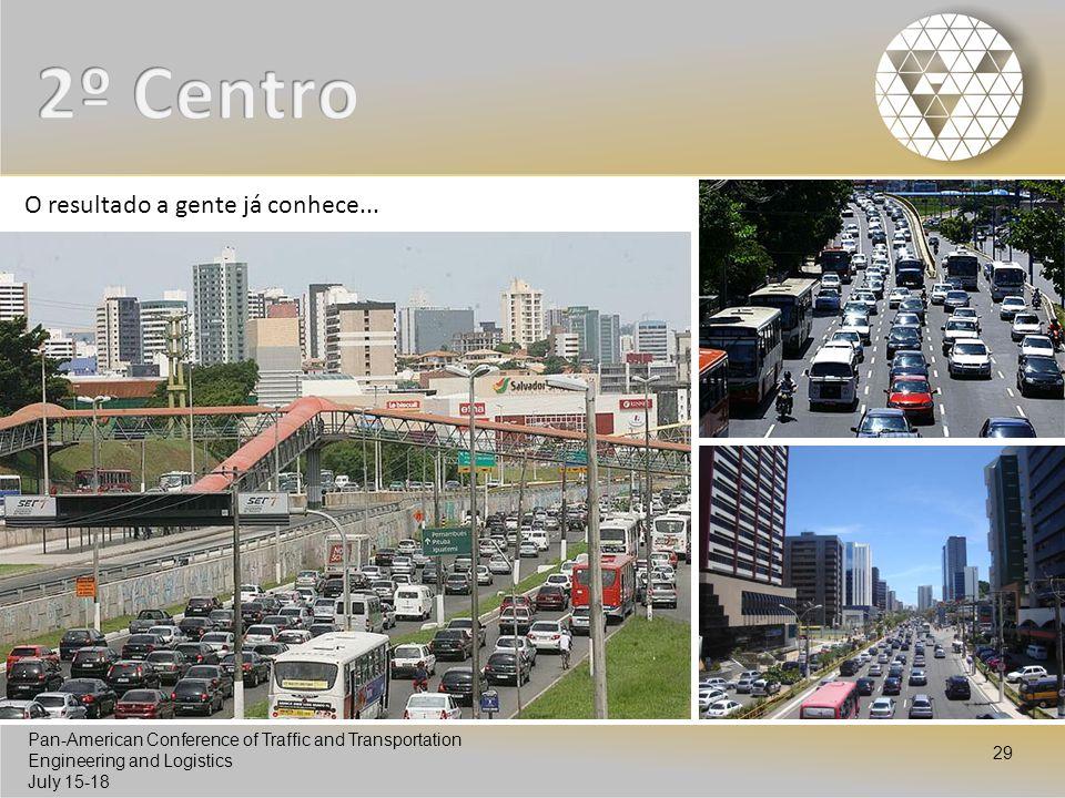 2º Centro O resultado a gente já conhece...