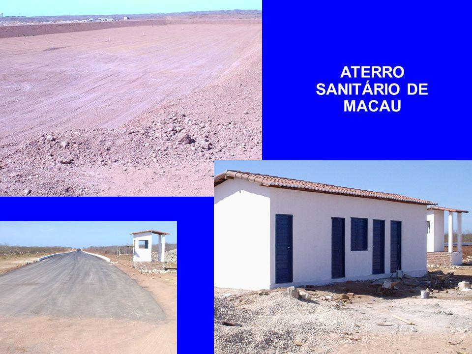 ATERRO SANITÁRIO DE MACAU