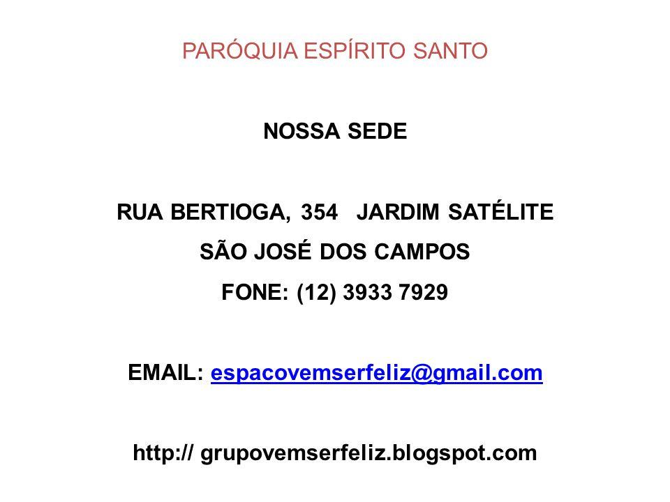 PARÓQUIA ESPÍRITO SANTO