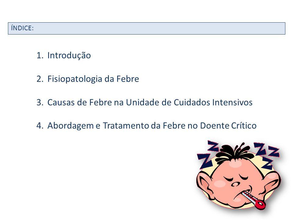 Fisiopatologia da Febre