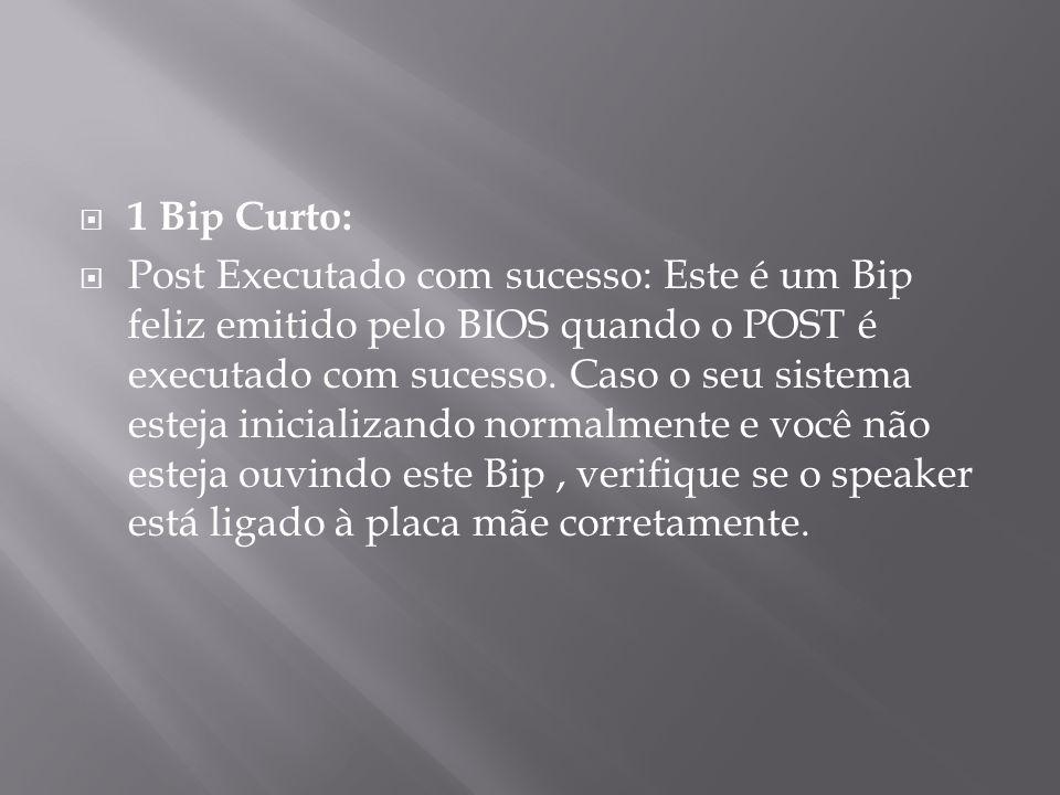 1 Bip Curto: