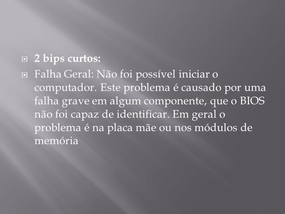 2 bips curtos: