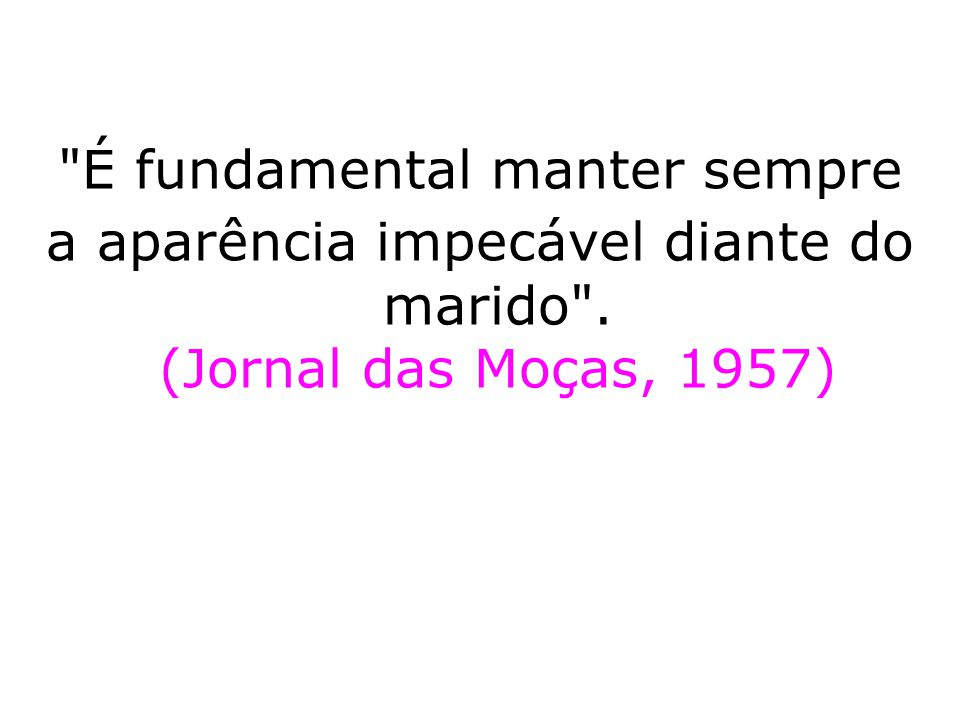 É fundamental manter sempre