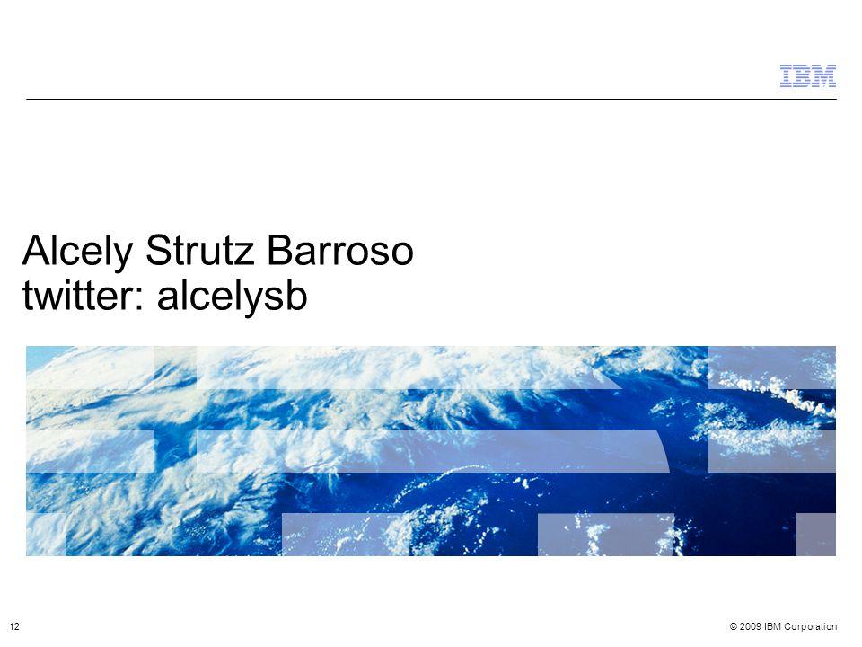 Alcely Strutz Barroso twitter: alcelysb