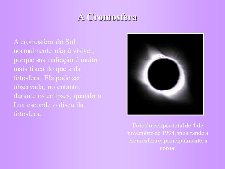 A Cromosfera