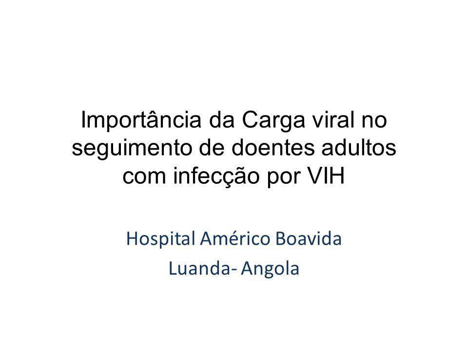 Hospital Américo Boavida Luanda- Angola