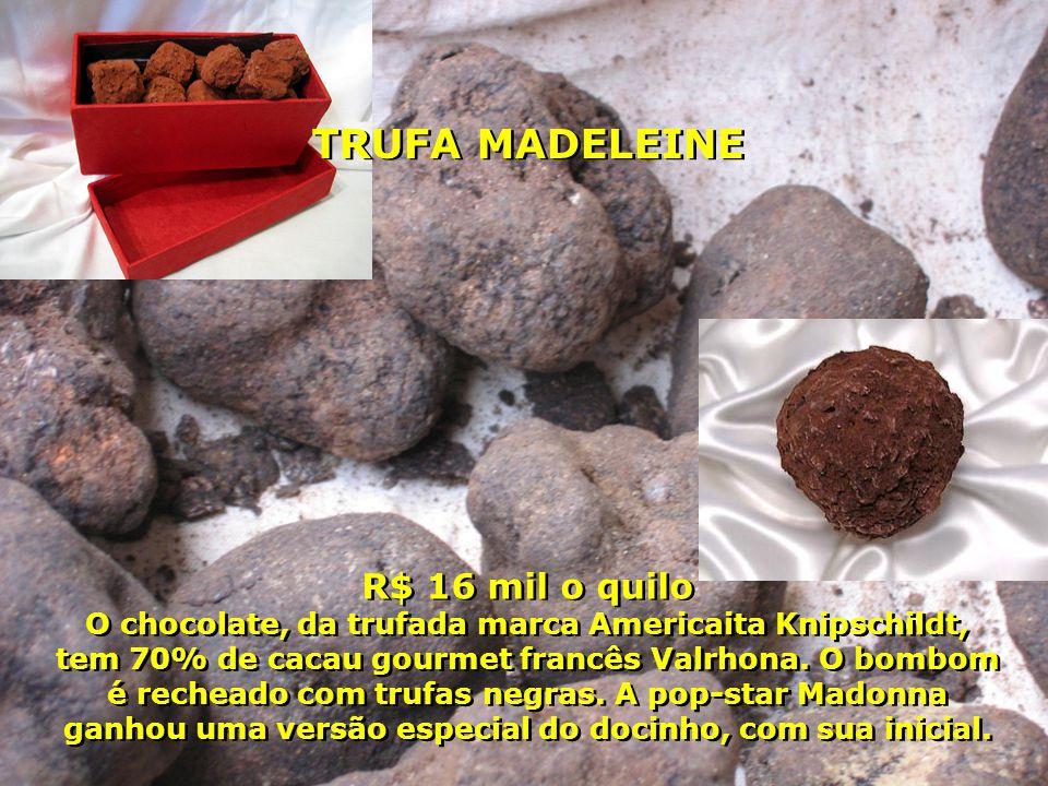 TRUFA MADELEINE