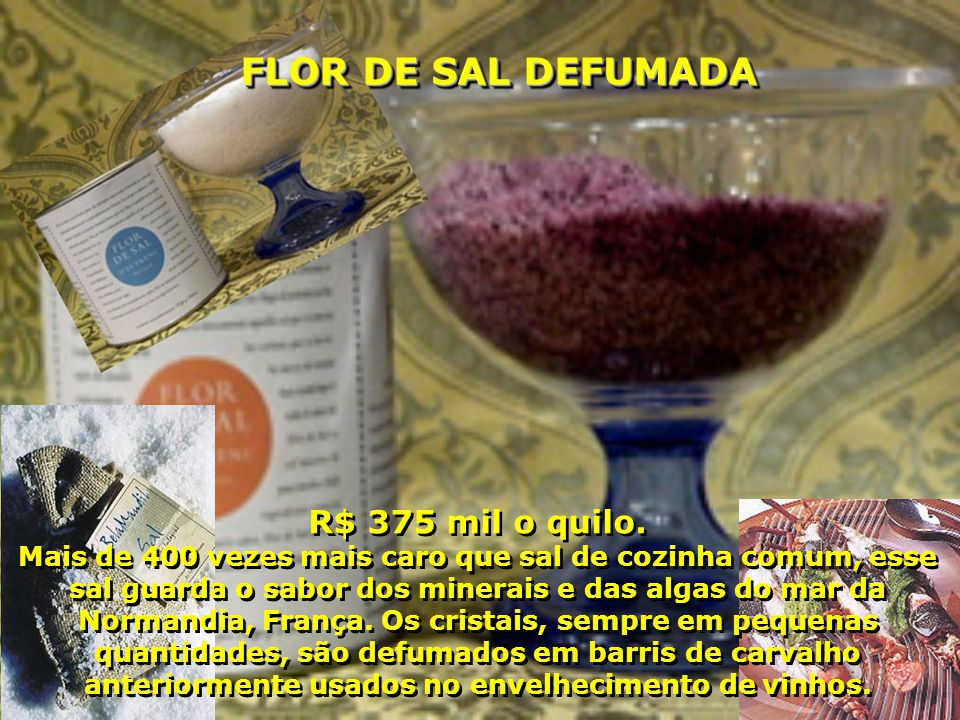 FLOR DE SAL DEFUMADA