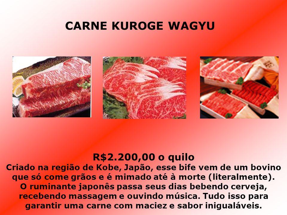 CARNE KUROGE WAGYU