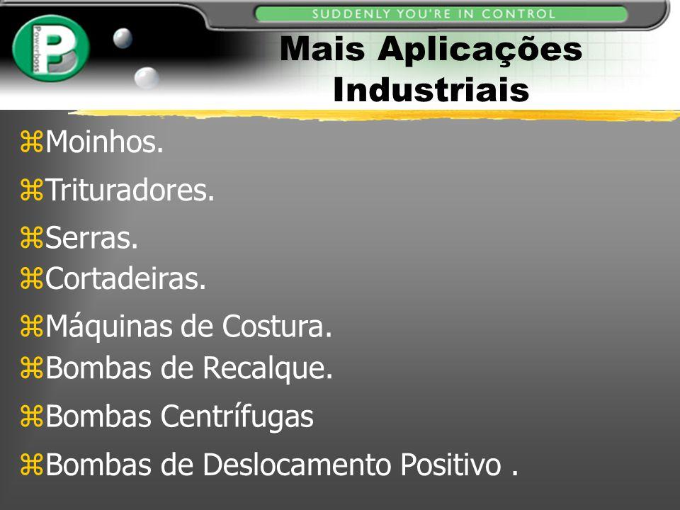 Mais Aplicações Industriais