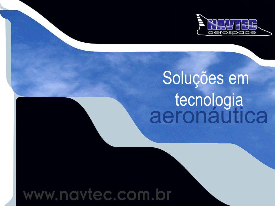 Soluções em tecnologia aeronáutica