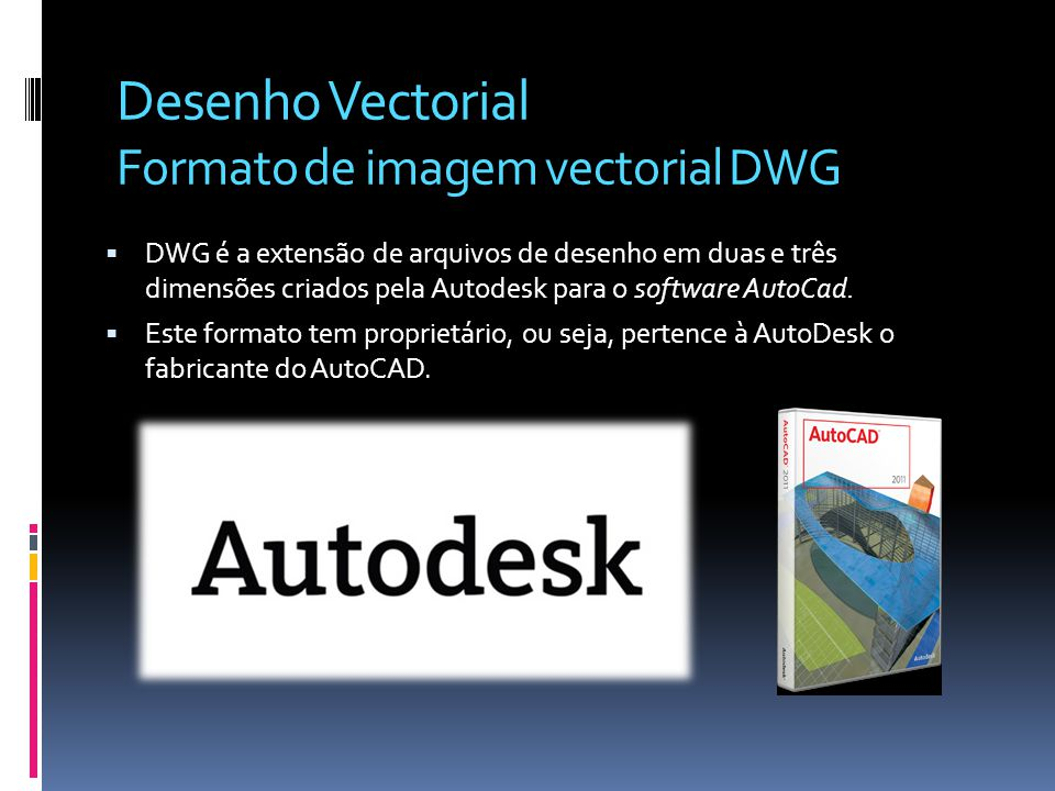 Desenho Vectorial Formato de imagem vectorial DWG
