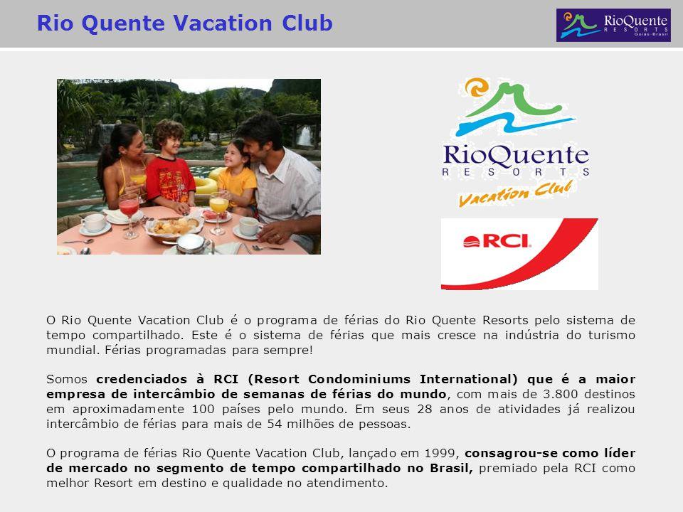 Rio Quente Vacation Club