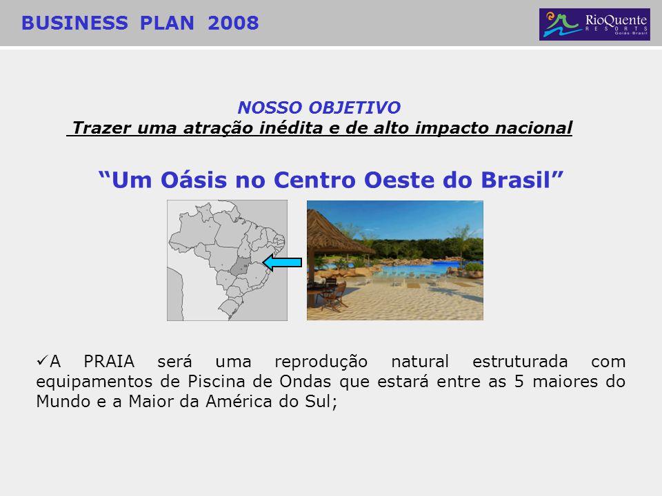 Um Oásis no Centro Oeste do Brasil