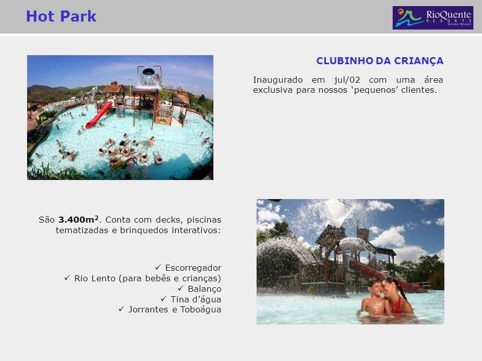 Hot Park CLUBINHO DA CRIANÇA