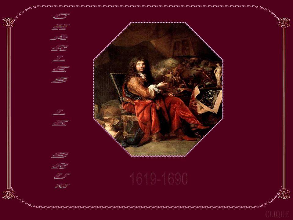Charles Le Brun 1619-1690 Clique