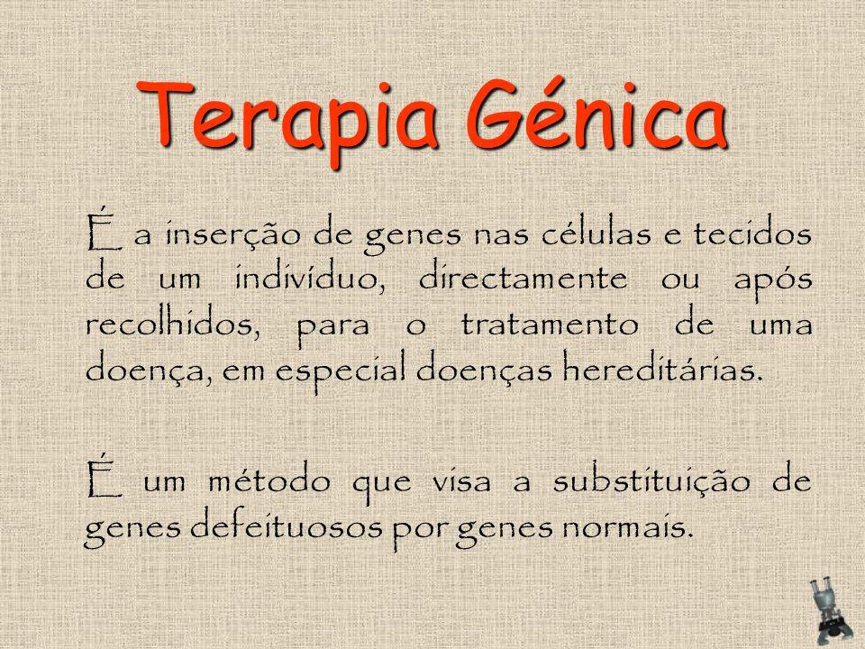 Terapia Génica