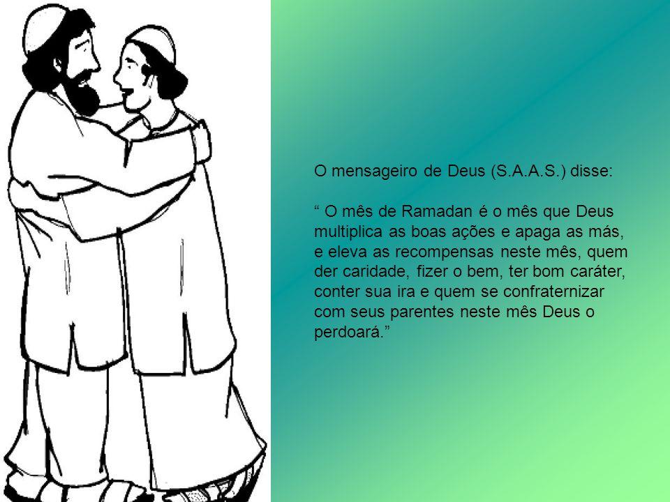 O mensageiro de Deus (S. A. A. S