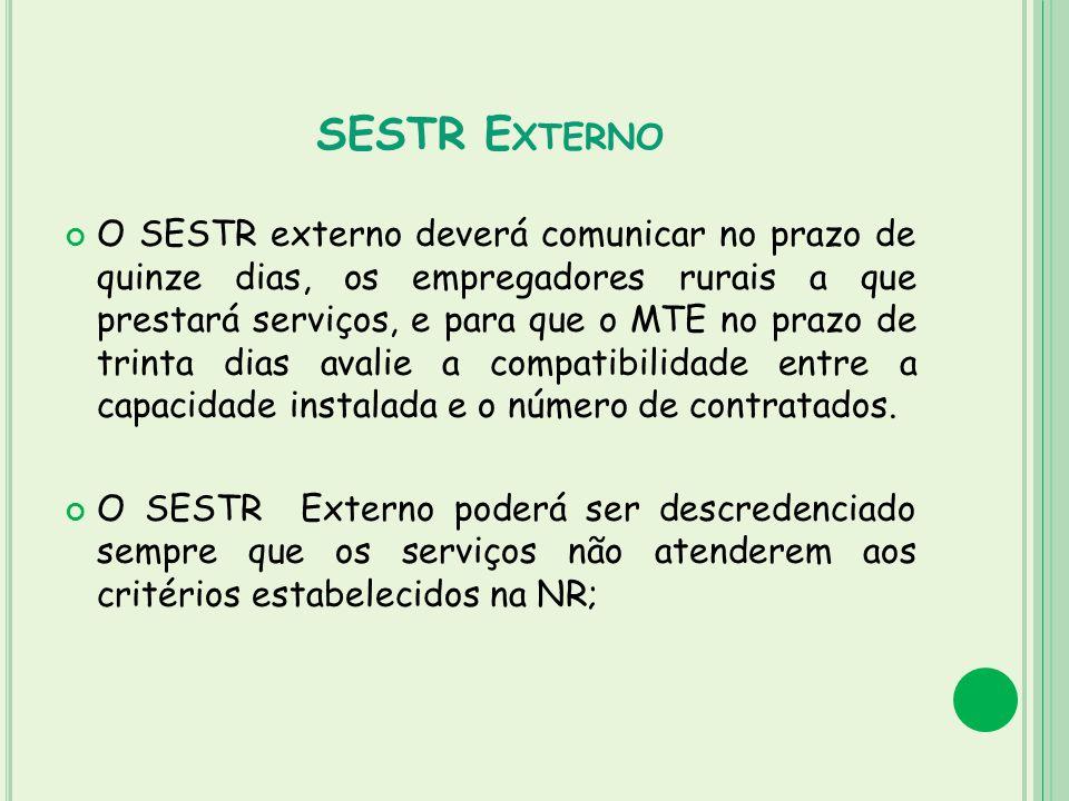SESTR Externo