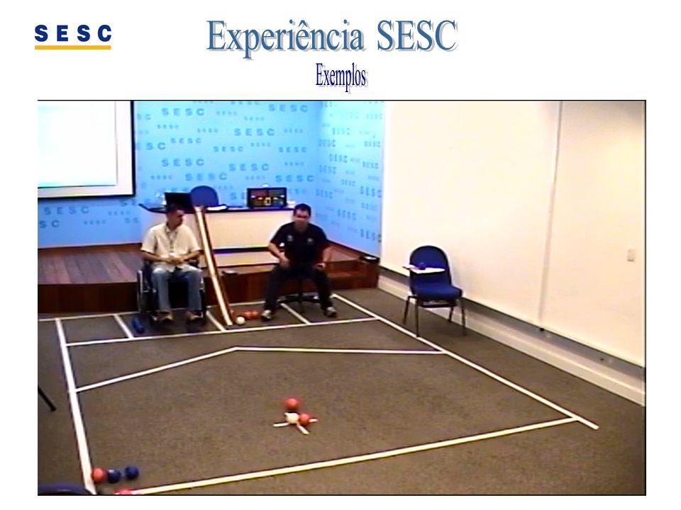 Experiência SESC Exemplos