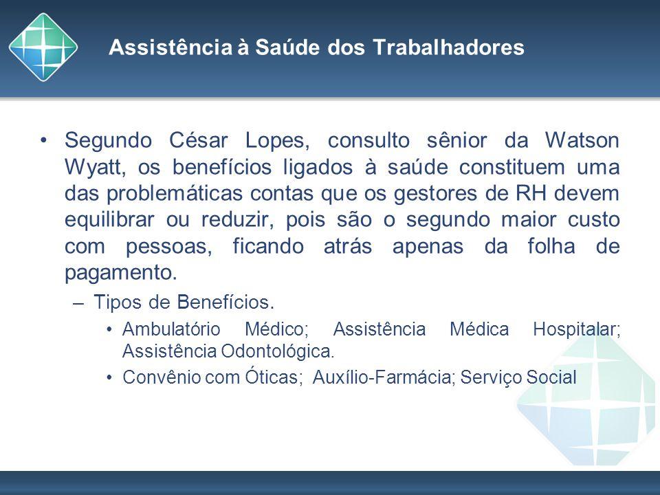 Assistência à Saúde dos Trabalhadores