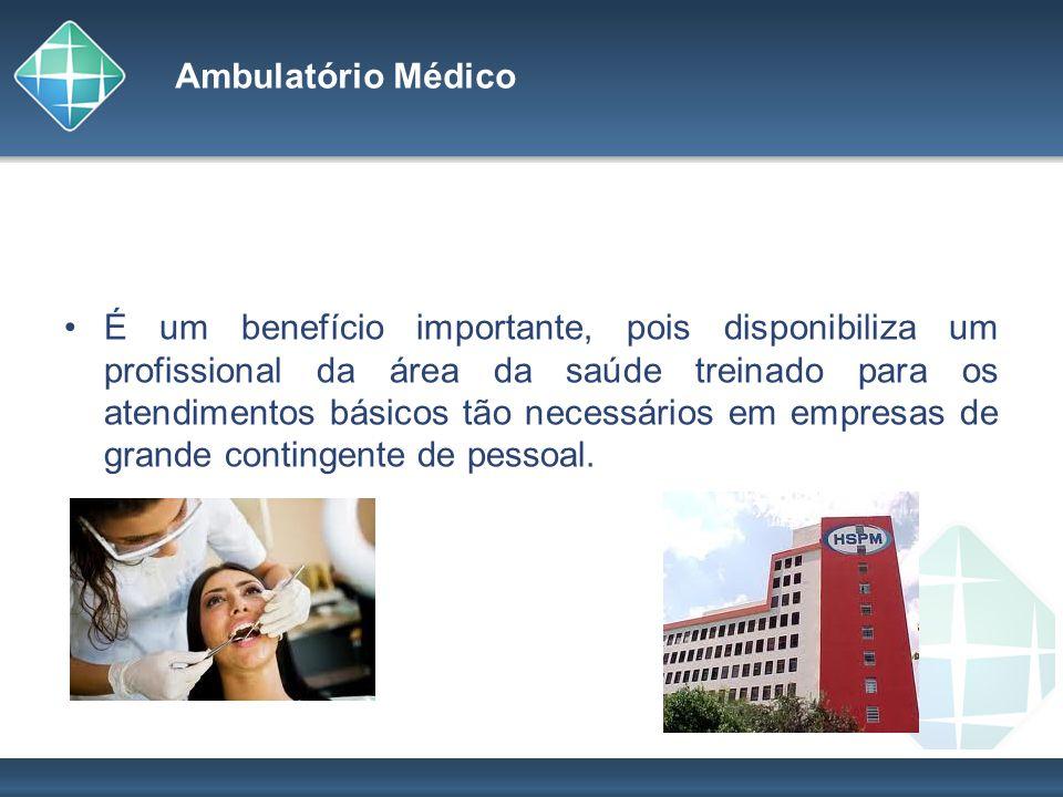 Ambulatório Médico