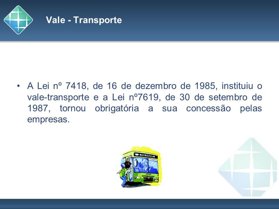 Vale - Transporte