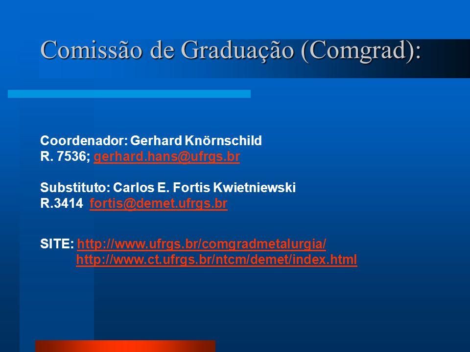 Comissão de Graduação (Comgrad):