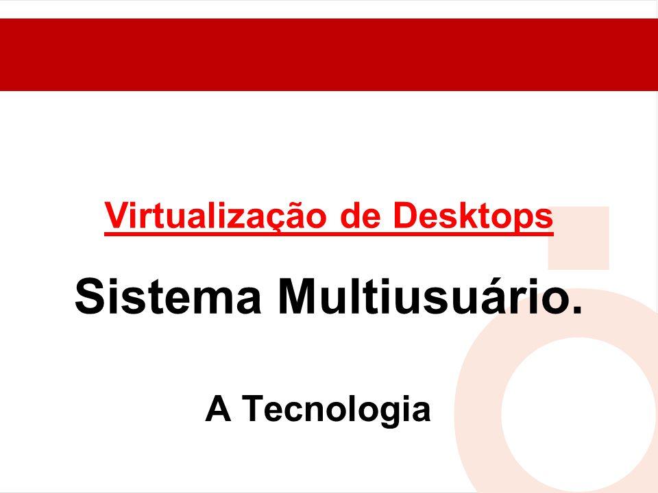 Virtualização de Desktops