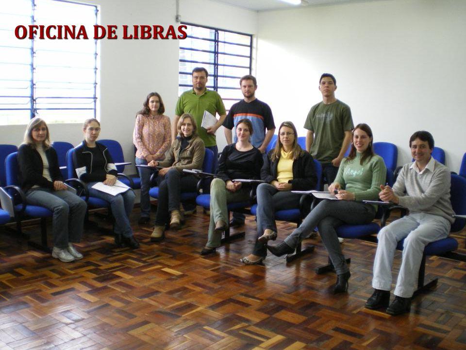 OFICINA DE LIBRAS