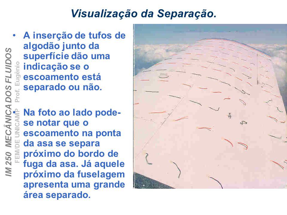 Visualização da Separação.