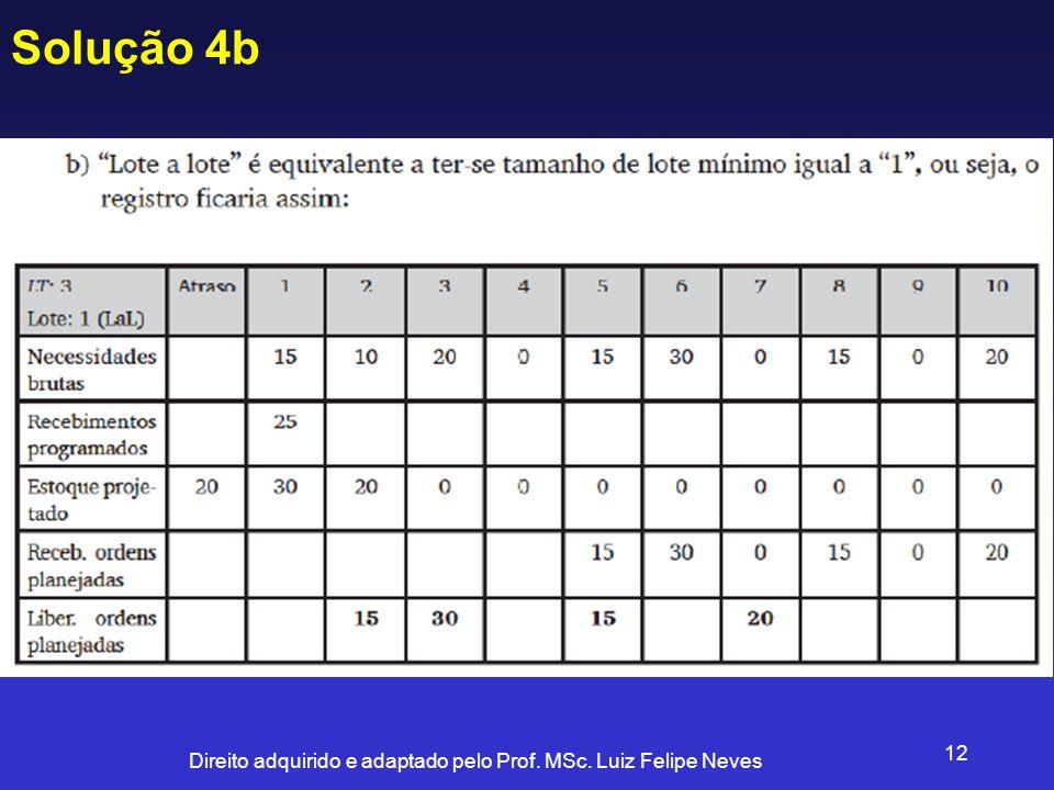Solução 4b
