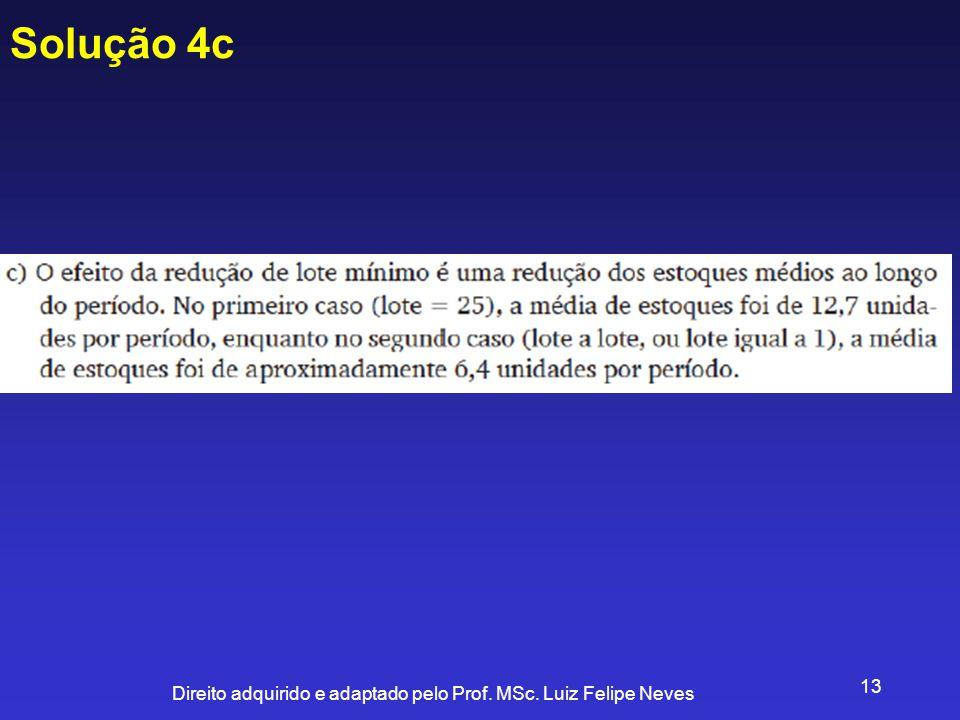 Solução 4c