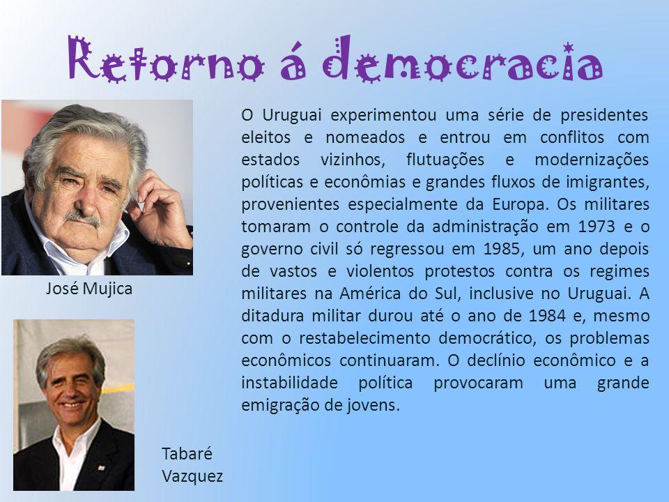 Retorno á democracia