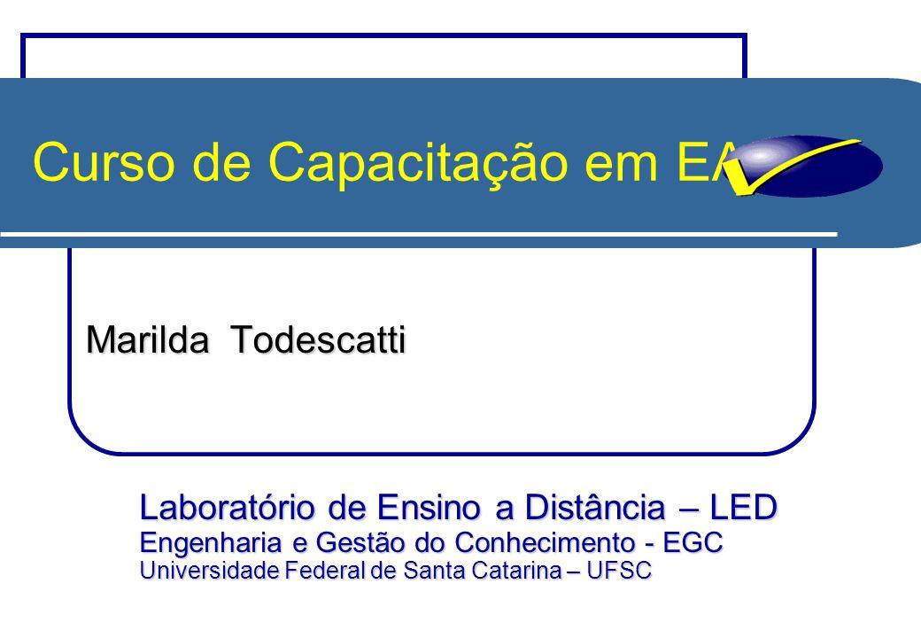Curso de Capacitação em EAD