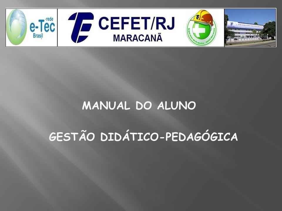 GESTÃO DIDÁTICO-PEDAGÓGICA