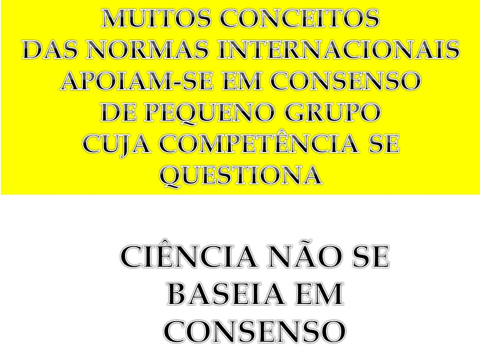 DAS NORMAS INTERNACIONAIS CUJA COMPETÊNCIA SE QUESTIONA