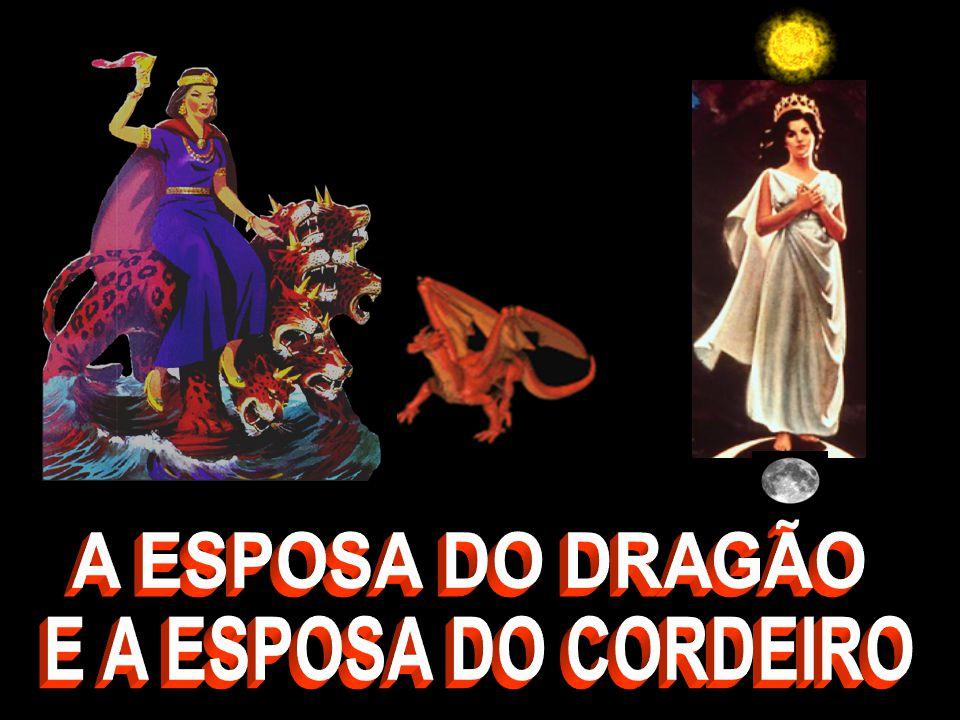 A ESPOSA DO DRAGÃO E A ESPOSA DO CORDEIRO