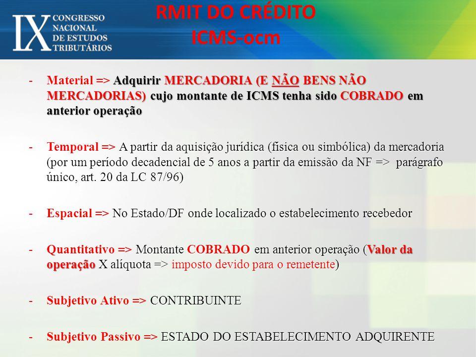 RMIT DO CRÉDITO ICMS-ocm