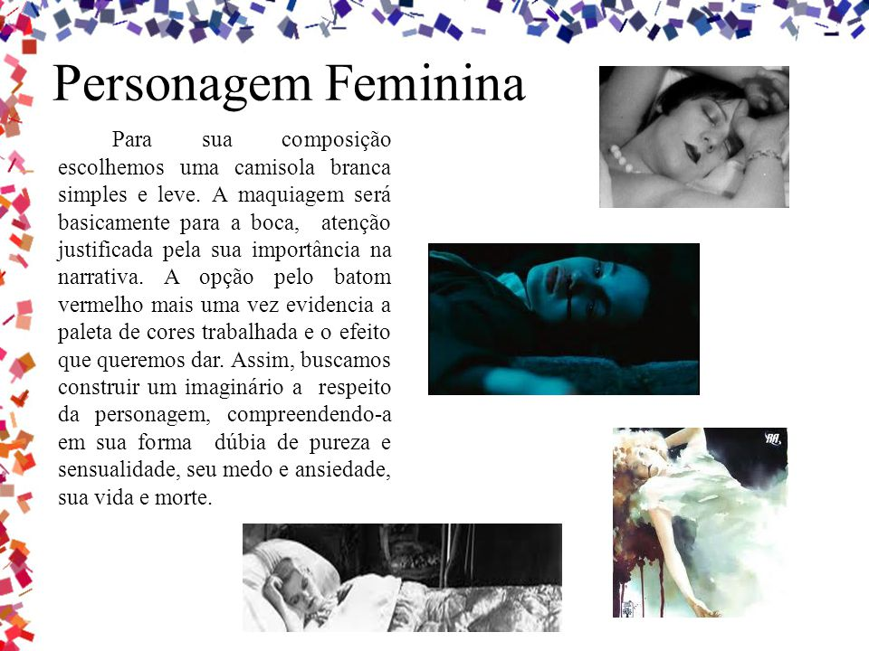 Personagem Feminina